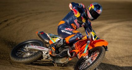 Max Whale Inks Extension With Red Bull KTM