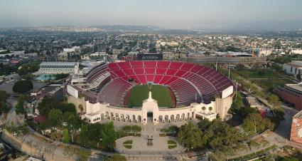NASCAR Heading For L.A. Coliseum