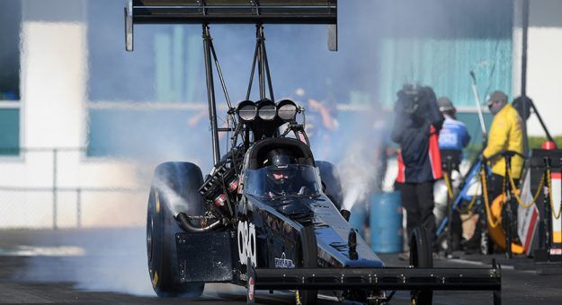 Aaron Brooks has been named the new crew chief for Foley Lewis Racing. (NHRA Photo)