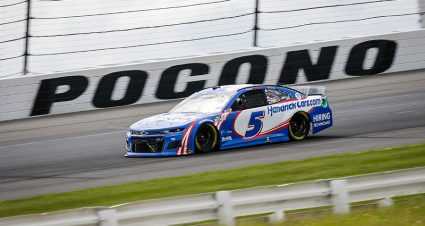 CUP SCHEDULE NOTES: One Race For Pocono