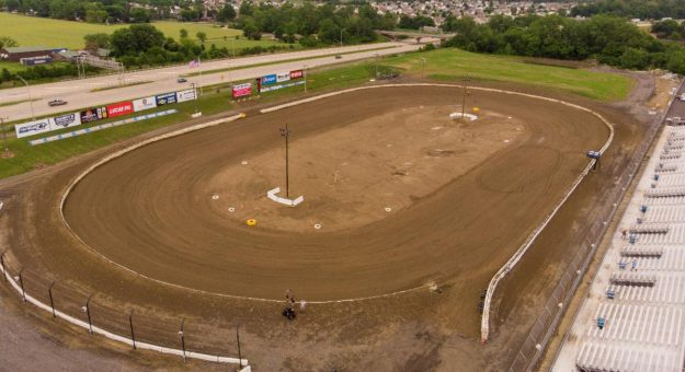 Circle City Raceway will host the first dirt track USAC AMSOIL Sprint Car National Championship event in the city of Indianapolis, Indiana since 1984. (Rich Forman Photo)