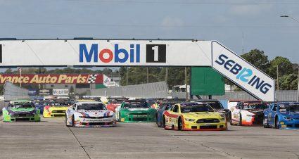 Dozen Races For Trans-Am Series