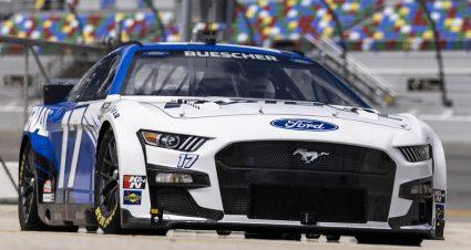 Bold, Urban Pursuits Drive 2022 NASCAR Cup Schedule