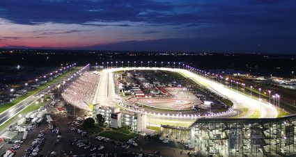 39 Events, WWT Raceway Addition Highlight Cup Series Slate