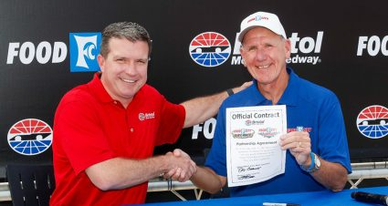 Food City Extends Pact With Bristol Motor Speedway