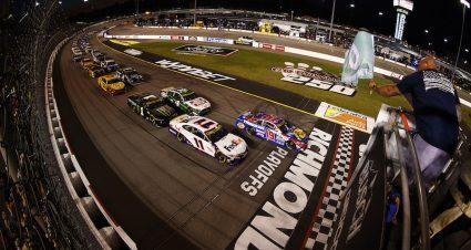 NASCAR Cup At Richmond