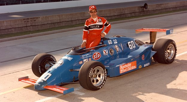 Rich Vogler was Jonathan Byrd's first driver and helped pave the way for the Byrd family to be regular competitors at the Indianapolis 500. (IMS Photo)