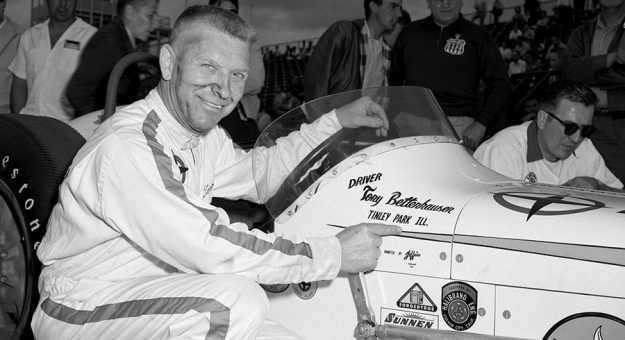 Tony Bettenhausen was the Indiana's favorite son in racing. (IMS Archives Photo)