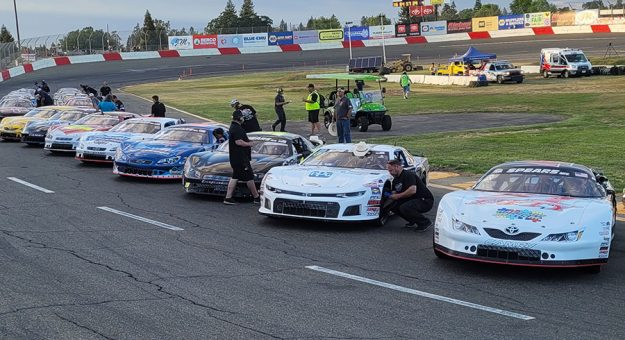 The trifecta of SPEARS touring divisions will visit All American Speedway this Saturday night.