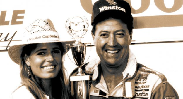 Harry Gant earned the nickname Mr. September with his amazing performances in 1991. (NSSN Archives Photo)