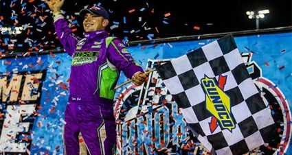 Erb Doubles Down At Knoxville