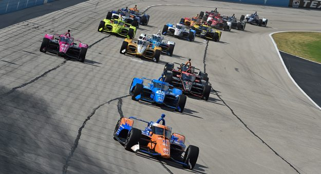 The 2022 NTT IndyCar Series schedule features 17 events across the United States and Canada. (IndyCar Photo)