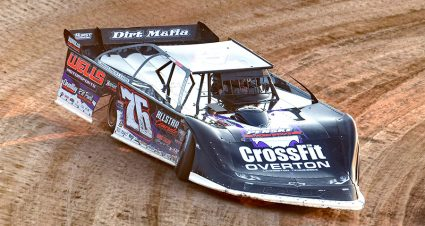 Overton Earns $50,000 Texas Dirt Nationals Prize