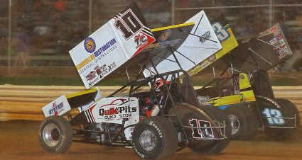 Zeb Wise Is Learning To Finish Races