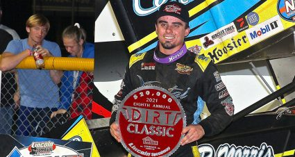 Justin Peck Bound For The Trophy Cup