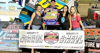 A Dream Victory For J.J. Hickle