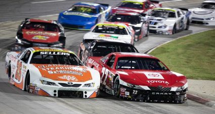 Sellers Has Sights Set On Martinsville Late Model Race