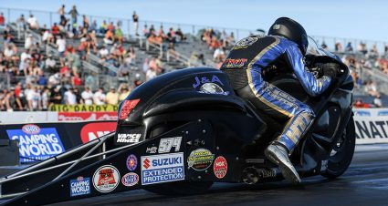NHRA NOTES: An Update On Cory Reed