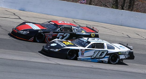Seventeen races are scheduled for the annual Sunoco World Series of Speedway Racing at Connecticut's Thompson Speedway Motorsports Park. (Matthew Wiernsaz/WWLP22 News Photo)
