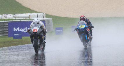 Da Silva Collects Maiden Supersport Triumph