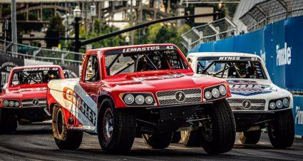 Crosley Backs 5 For Long Beach SUPER Trucks
