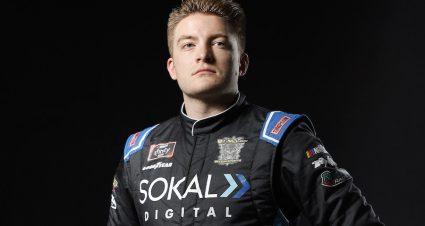 Stefan Parsons Lands Full-Time Ride