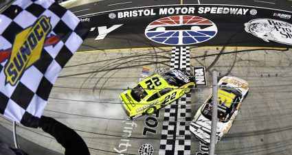 NASCAR Xfinity Series At Bristol