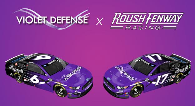 Violet Defense Graphic