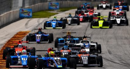 Schedules Set For FR Americas & F4 U.S. Tours