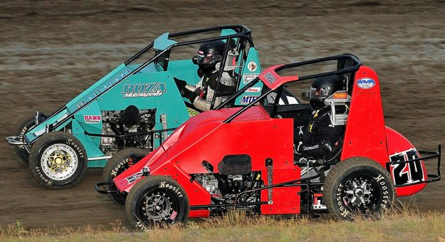 The Western Midget Racing tour is expanding into North California thanks to agreements with three race tracks. (Top Dawg Photos)