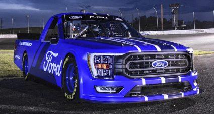 Ford Debuting New Truck Series Design