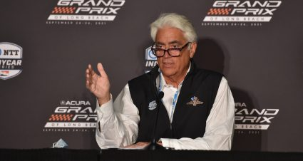 IndyCar To Continue Quiet Search For Third OEM