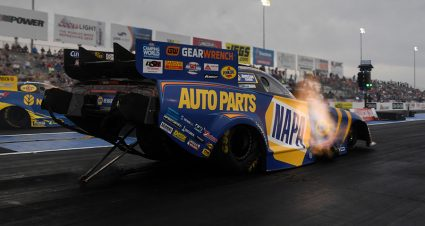 Capps Powers To Early No. 1 At Midwest Nationals