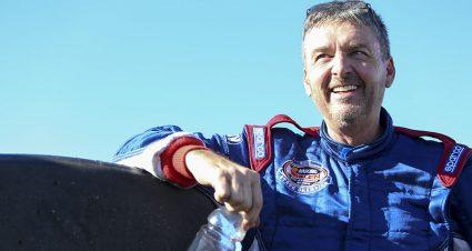 Philip Morris Making Emotional Return To Racing