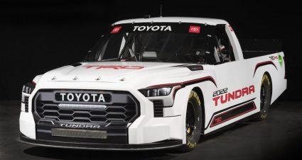 Toyota Unveils New Truck Series Body