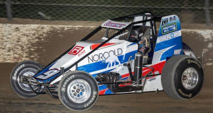 Courtney To Lead Silver Crown Field