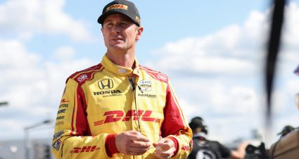 End Of An Era For Hunter-Reay