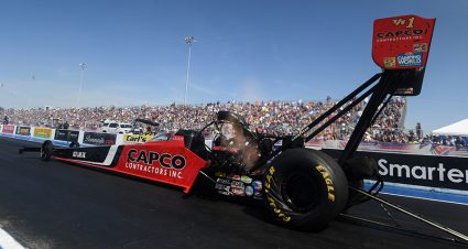 Reigning Champs Control NHRA Midwest Nationals