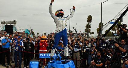 Alex Palou Captures NTT IndyCar Series Title