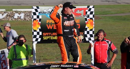Hebert Stays Hot During Fall Foliage 200