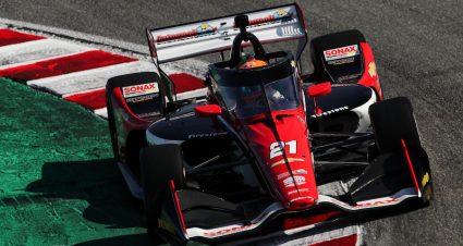 VeeKay Returning To Ed Carpenter Racing