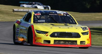 Another Trans-Am TA2 Crown For Matos