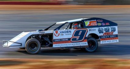 Schrader To Run Modified At Rome Speedway