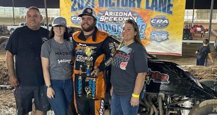 Madrid Masters Arizona Speedway