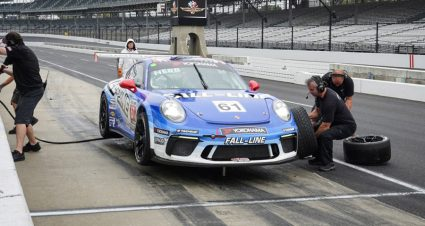 Pit Strategy Gives Herb Runoffs GT-1 Victory