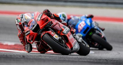 21 Rounds, Two New Venues On MotoGP Schedule