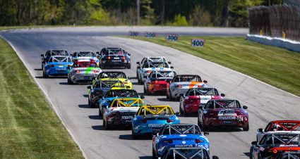 Mazda MX-5 Cup Shootout Finalists Announced