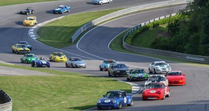 Traditional Events Highlight HSR Schedule