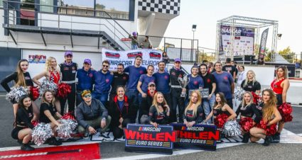 Talor Earns Maiden Win At Circuit Zolder
