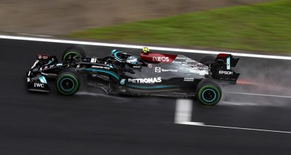 Bottas Sails To Turkish Grand Prix Triumph